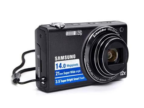 Kamera Samsung Schneider Kreuznach samsung 14mp digital with 12x schneider kreuznach lens and 3 5 quot touchscreen