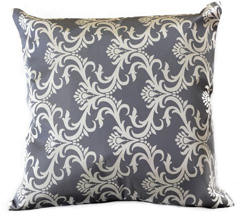 Throw Pillow Covers 18 X 18 by Damask Throw Pillow Covers 18 Quot X 18 Quot Set Of 2 Banarsi