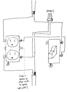 electrical how to add gfci to a box with one outlet