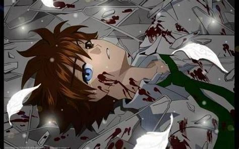 anime boy injured www pixshark images galleries