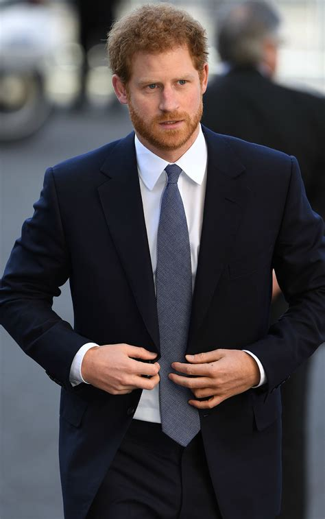 prince harry prince harry goes stag as he attends britain s