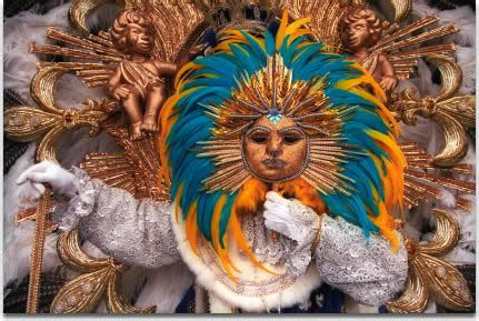 Image of a beautiful mask of quot le roi soleil quot the french king louis