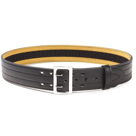 s pride air tek 2 1 4 quot sam browne belt with hook