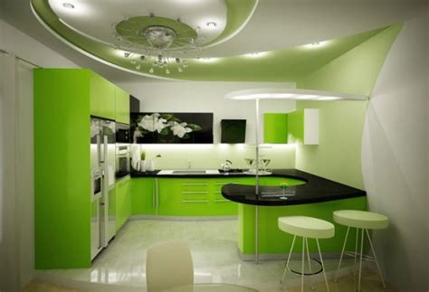 Green Livingroom by