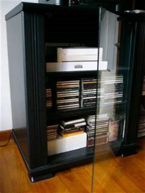 Hi Fi Cabinets With Glass Doors Hi Fi Cabinet With Glass Door Condition Singapore Classifieds