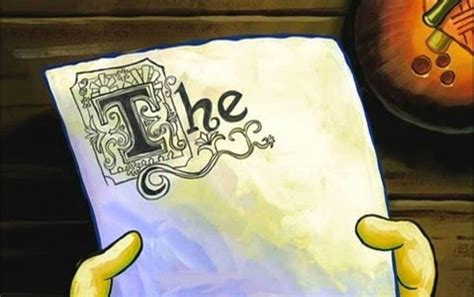 How To Make Spongebob With Paper - the emotional stages of writing a paper as told by