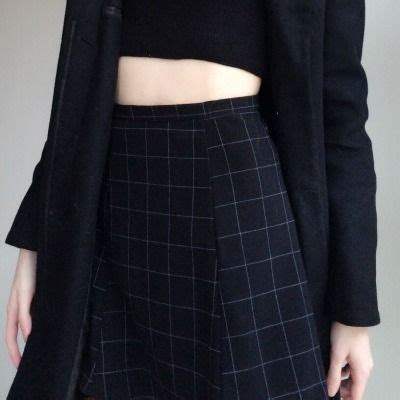 White Basic Flip Skort 25 best ideas about checkered skirt on 90s