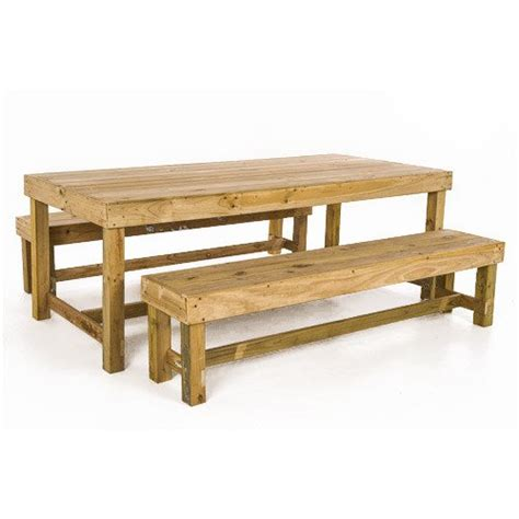 garden furniture bench set compact picnic bench sets garden furniture the pole yard