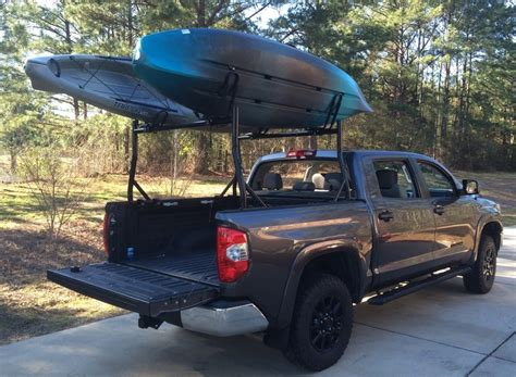 roof rack for toyota tundra kayak rack toyota tundra forum