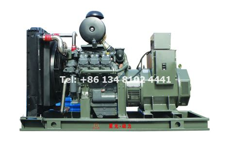 550kw deutz generator china oem