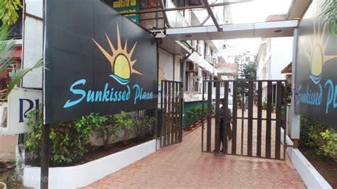 sunkissed plaza calangute goa hotel reviews room