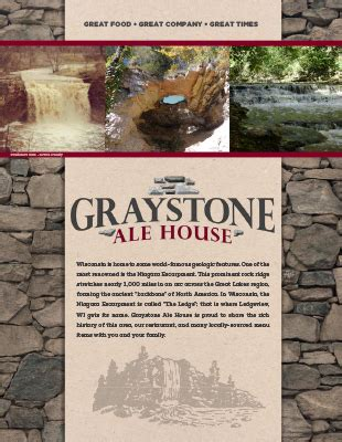 graystone ale house de pere wi graystone ale house 28 images graystone ale house great food great company great