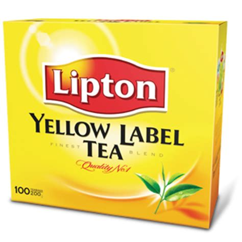 Teh Lipton Yellow lipton 174 yellow label 174