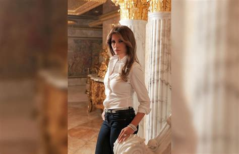17 photos of melania that donald has tried his best to