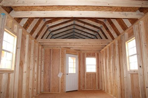 deluxe lofted barn cabin cumberland buildings