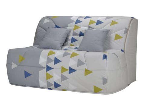 housse de canapé bz housse pour bz prima 140 cm prima triangle coloris jaune