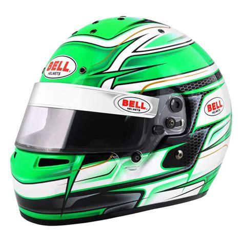 helm design karting glocke kc7 cmr full face kart karting helm in green von