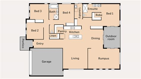 metricon house plans readers choice house 3 grandview by metricon homes real estate property and real