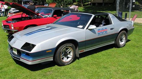 how cars engines work 1982 chevrolet camaro navigation system file 1982 camaro z28 pace car replica jpg wikimedia commons