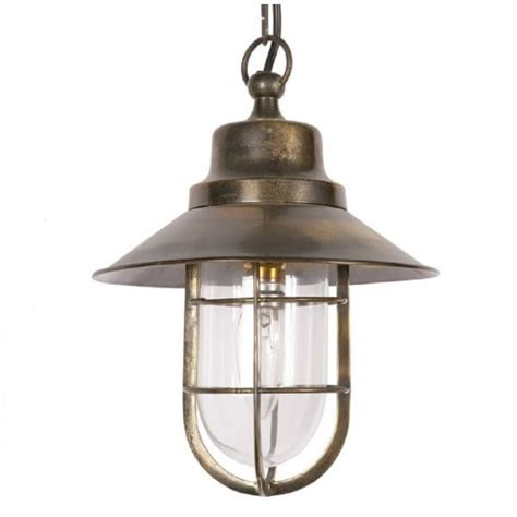 Nautical Ceiling Light Wheelhouse Nautical Hanging Ceiling Pendant Light In Antique Finish