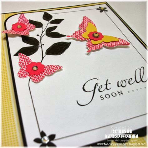 doodle cards two happy sters get well doodle card