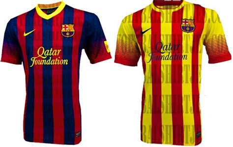 Barcelona 3rd 201516 Black Leaked a feast for the leaked 2013 2014 football jerseys