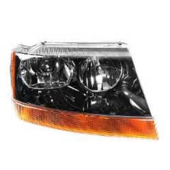 jeep grand headlight am autoparts