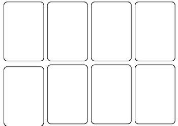 printable playing cards blank playing card template word best business template