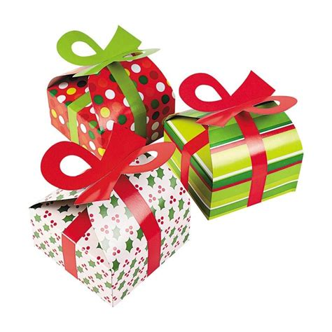 pink decorative christmas boxes cheap christmas gift treat bags and boxes