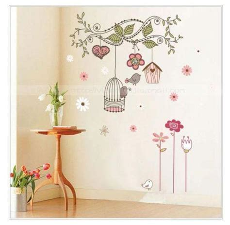 wall stickers ebay floral wall stickers ebay