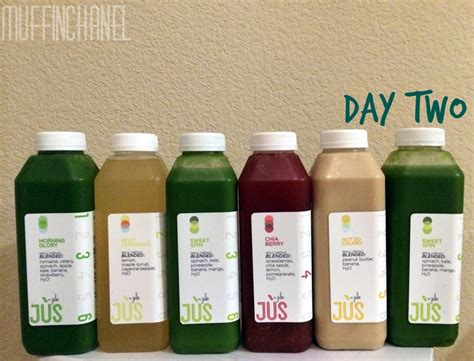 3 Day Detox Reviews by Jus By Julie 3 Day Cleanse Review Muffinchanel