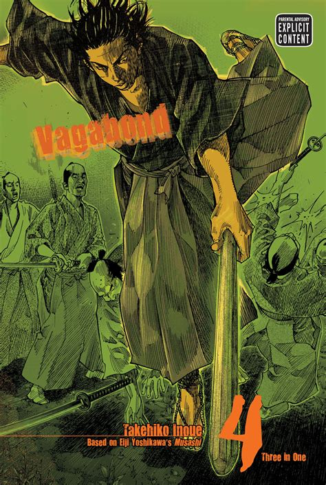 vagabond vol 1 vizbig edition vagabond vol 4 vizbig edition book by takehiko inoue