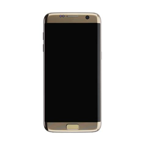 Lcd Samsung S7 Edge Replika lcd touch screen with frame small parts for samsung