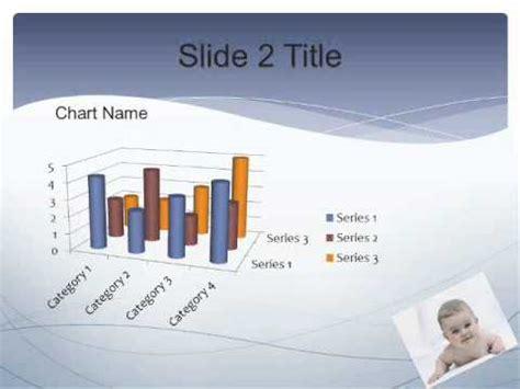 animated pediatrics medical powerpoint template free