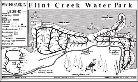 pat harrison waterway district flint creek water park