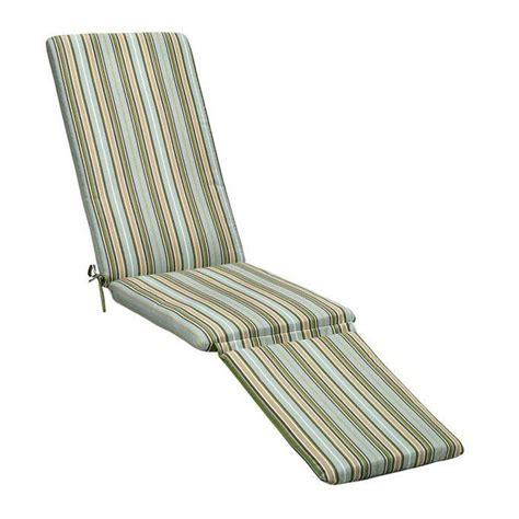 Home Decorators Patio Cushions Home Decorators Collection Sunbrella Cilantro Stripe Outdoor Chaise Lounge Cushion 1573510620