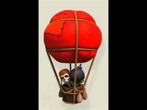 Balon Max Coc balloon attack strategy
