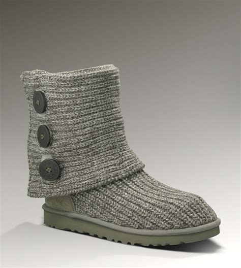 Ugg Classic Cardy Womens Boots Ugg Cardy Grey Boot Discount Uggs Boots Cyber Monday
