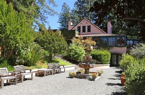 russian river bed and breakfast applewood inn restaurant and spa in guerneville