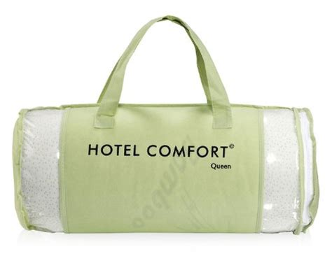 hotel comfort bamboo pillow reviews hotel comfort bamboo covered memory foam pillow queen