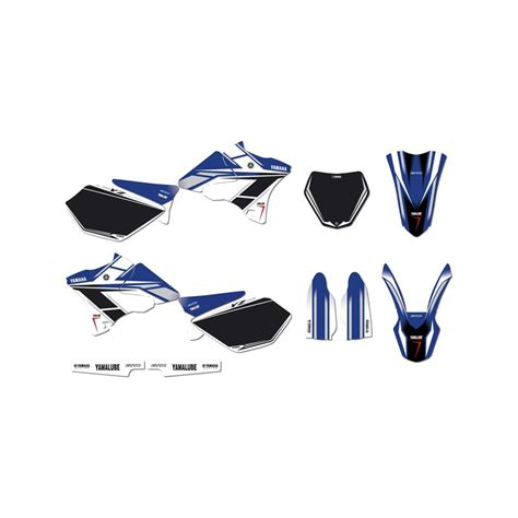 Yamaha Yz 250 Sticker Kit by Sticker Kit Yz250 1ss F4240 00 00 Yamaha Motor Uk
