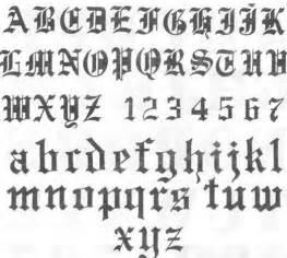 letras gticas letras goticas el abecedario en letras cursivas to letras
