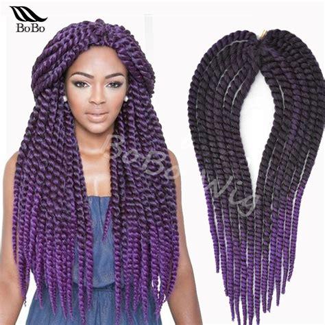 box braids with havana hair 55cm havana mambo twist crochet braid hair extensions afro