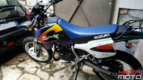 Suzuki Smx 50 2001 Suzuki Smx 50 De Hexa Moto