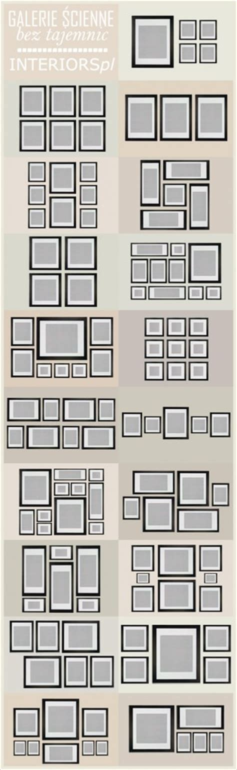 wall frame collage template top ideas to create a diy photo gallery wall layouts diy