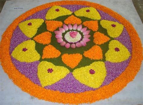 pattern art competition best onam pookalam designs easyday