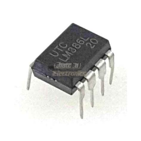 Ic Power Lm318n lm386l low voltage audio power lifier