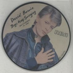 bowie boys keep swinging 1000 images about vinyl picture discs on pinterest
