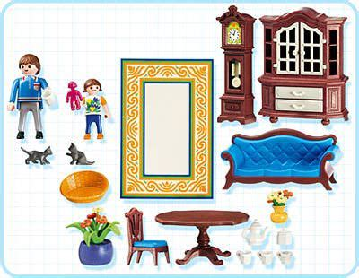 Playmobil Wohnzimmer 5327 by Playmobil Set 5327 Living Room Klickypedia