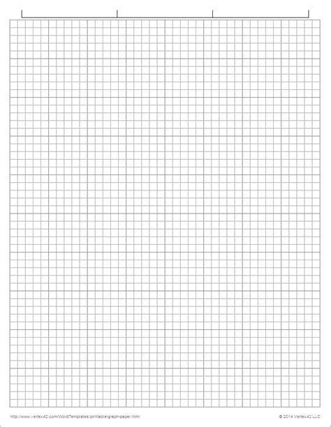 graph templates for word free worksheets 187 squared paper grid free math